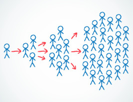 The Anatomy of a Viral Campaign